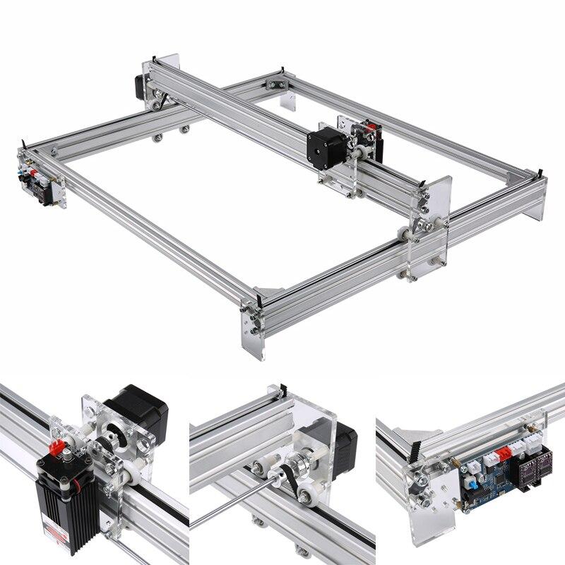 65 50cm Mini Laser Engraving Machine Wood Laser Engraver Cutter 1W 2 5W 5 5W 7W