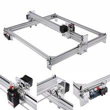 65*50 centímetros Laser Mini Máquina de Gravura do Gravador Do Laser Cortador De Madeira 1 W 2.5 W 5.5 W 7 W 10 W Impressora de 15 W para Gravura De Madeira De Metal
