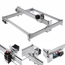 65*50 cm Mini Lazer ahşap gravür makinesi Lazer Gravür Kesici 1 W 2.5 W 5.5 W 7 W 10 W 15 W için Ahşap Metal Gravür Yazıcı