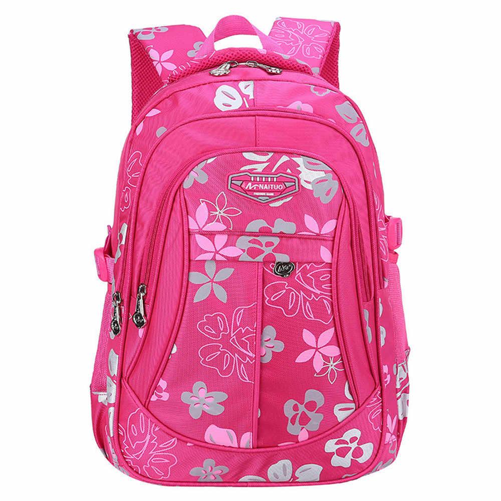 Kızlar için yeni okul çantaları marka kadınlar sırt çantası ucuz omuzdan askili çanta toptan çocuk sırt çantaları moda