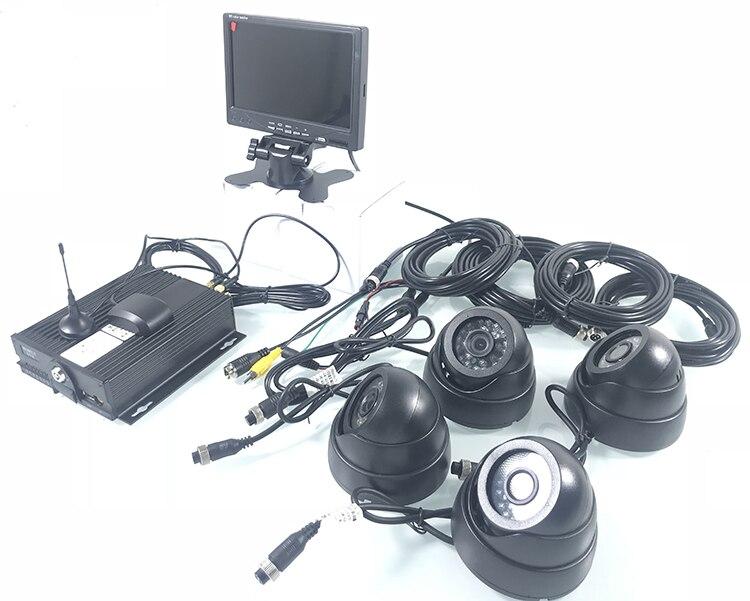 kit de monitoramento de ônibus GPS em