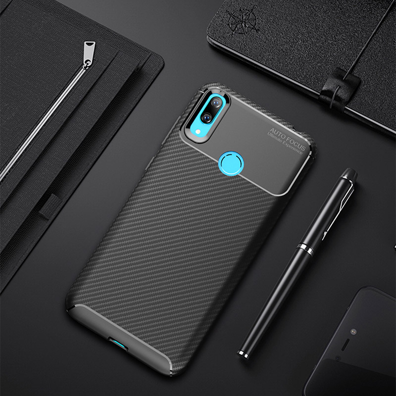 Phone <font><b>Case</b></font> for <font><b>Huawei</b></font> <font><b>Y7</b></font> <font><b>2019</b></font> <font><b>Case</b></font> <font><b>Shockproof</b></font> Anti-knock Soft Silicone Back Cover for <font><b>Huawei</b></font> <font><b>Y7</b></font> <font><b>2019</b></font> <font><b>Y7</b></font> Pro <font><b>2019</b></font> Y 7 Prime <font><b>Cases</b></font> image