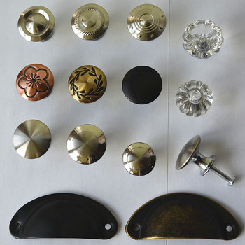 variety style color Stainless steel Door Drawer Cabinet Wardrobe Pull Handle Knobs furniture Hardware handle Wholesale