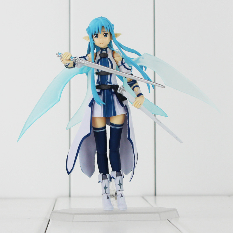 "5"" 13cm New Arrival Sword Art Online Yuuki Asuna"