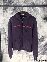 Vete для мужчин ts 1:1 версия женщин толстовки пуловер оригинальный размеры и качество