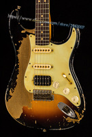 10S Custom Shop Masterbuilt John Cruz '63 Heavy Relic Electric Guitar