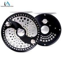 Maximumcatch CLA 3 10WT, moulinet de pêche à la mouche classique, avec système de traînée, Machine CNC, en aluminium T6061