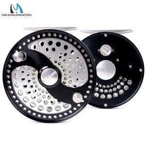 Image 1 - Maximumcatch CLA 3 10WT, moulinet de pêche à la mouche classique, avec système de traînée, Machine CNC, en aluminium T6061