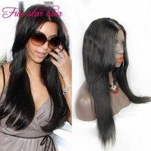 2016 Designed layered Straight Human Hair U part Wigs Unprocessed Brazilian Virgin U Part Wigs Middle