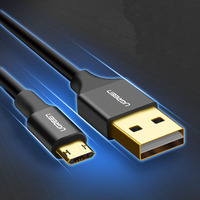Ugreen Plug Double Side QC3 0 Micro USB Cable For Samsung Galaxy S7 Edge Quick Charge
