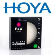 B + W 49 мм 52 мм 55 мм 58 мм 62 мм 67 мм 72 мм 77 мм 82 мм XS-PRO MRC Nano UV Haze защитный фильтр ультратонкий MC Filtro для объектива камеры