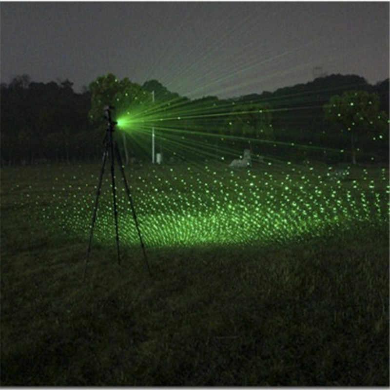 10000m Múltipla Padrão 650nm de Alta Potência Ponteiro Laser Vermelho Foco 405nm Laser Azul 303 Vista 532nm Ajustável Verde Lazer ponteiro