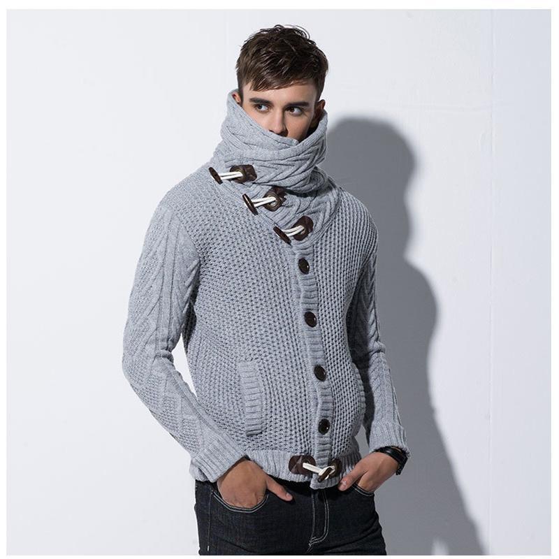 2017 brand fashion font b mens b font cardigan font b sweaters b font font b