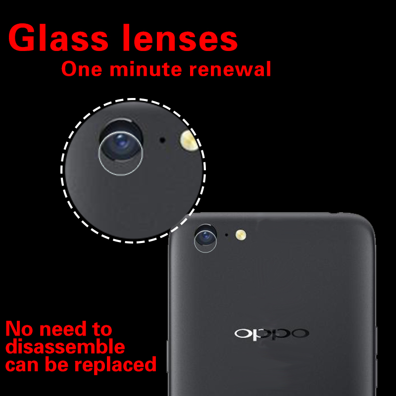 Camera Lens Protective Tempered Glass Film For OPPO A71