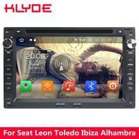 KLYDE Восьмиядерный 4G WI FI Android 8,0 4G B Оперативная память 32 ГБ Встроенная память DVD мультимедиа плеер радио для Volkswagen VW Jetta Bora поло Passat B5