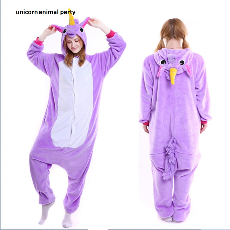 New Star Unicorn Onesie Pajamas Anime Cosplay Costume Adult Rainbow Pyjamas Cartoon Sleepwear