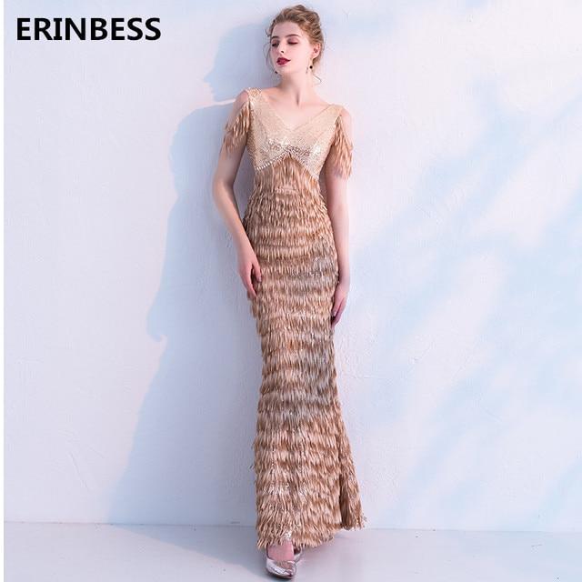 Vestidos largos de fiesta elegantes 202019