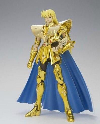 New Model toys Saint Seiya Cloth Myth Gold Ex 2.0 Virgo shaka action Figure toy Bandai collector 2