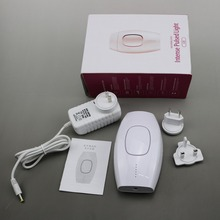 Permanent Pulsed Laser Light Hair Removal Device