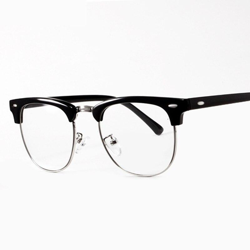 438e63acb6f9 Vintage Classic Optical Glasses Women Men Eyewear Frames Myopic Eye Glasses  Frames For Men Female Male Eyeglass Spectacle Frame-in Eyewear Frames from  ...
