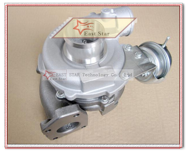 <font><b>GT2056V</b></font> 763360-0001 763360-5001S 763360 35242115F Turbo Turbocharger For Jeep Cherokee CRD 04-2007 Liberty 2004 R2816K5 VM 2.8L image