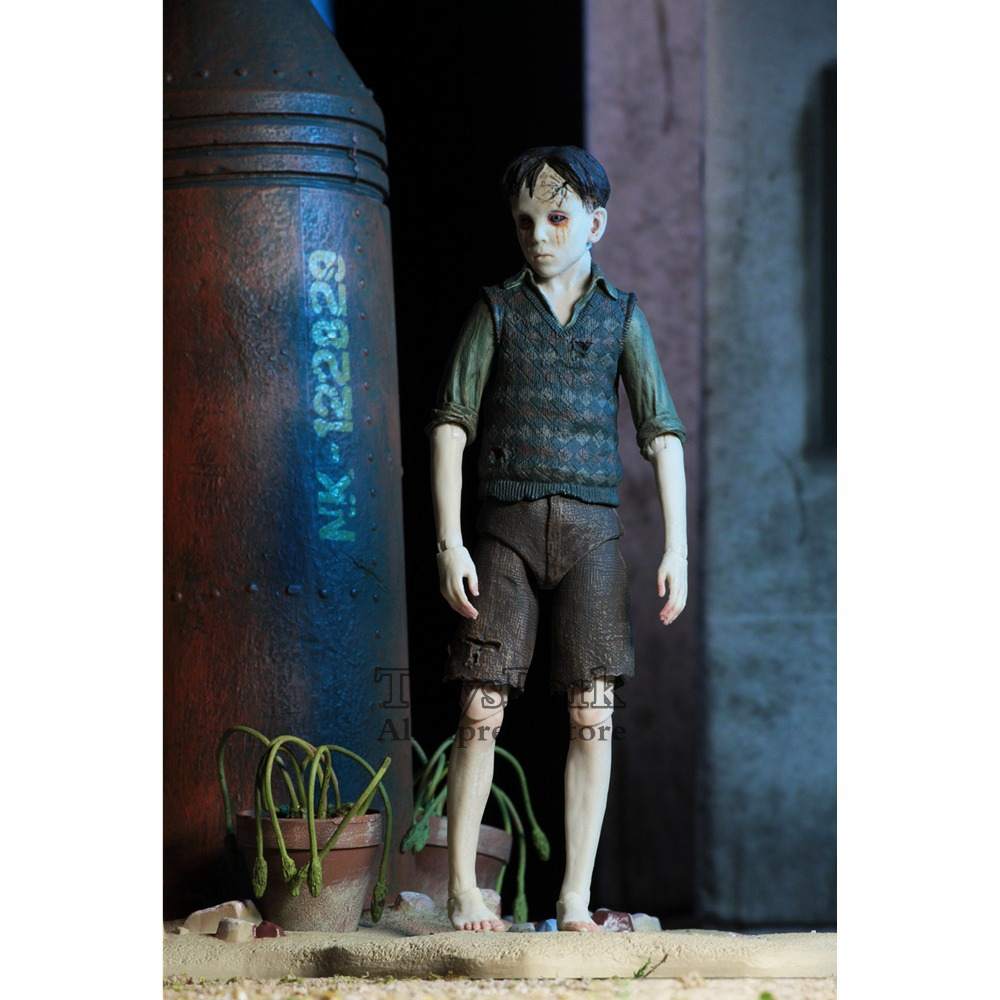 Neca Pans Labyrinth The Faun 8 Inch 1:12 Scale Collection Model Pvc Action Figure El Laberinto Del Fauno Doll Toys Back To Search Resultstoys & Hobbies