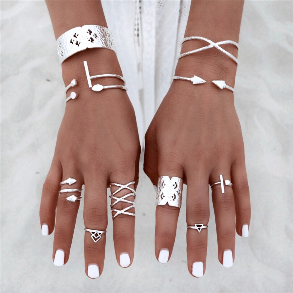 Cheap Mid Rings Set