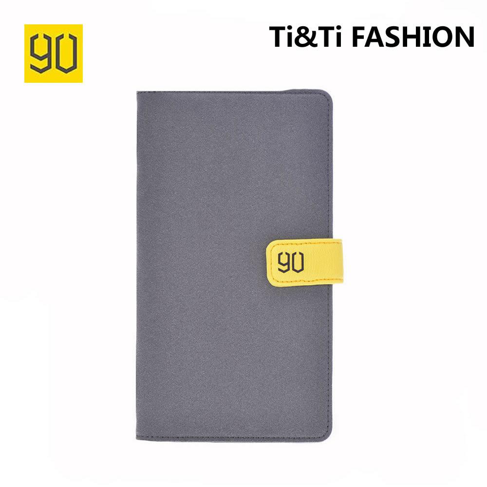 Travel Passport 90FEN Brand Travel Accessories font b Wallet b font Travelus Multifunction Credit Card ID