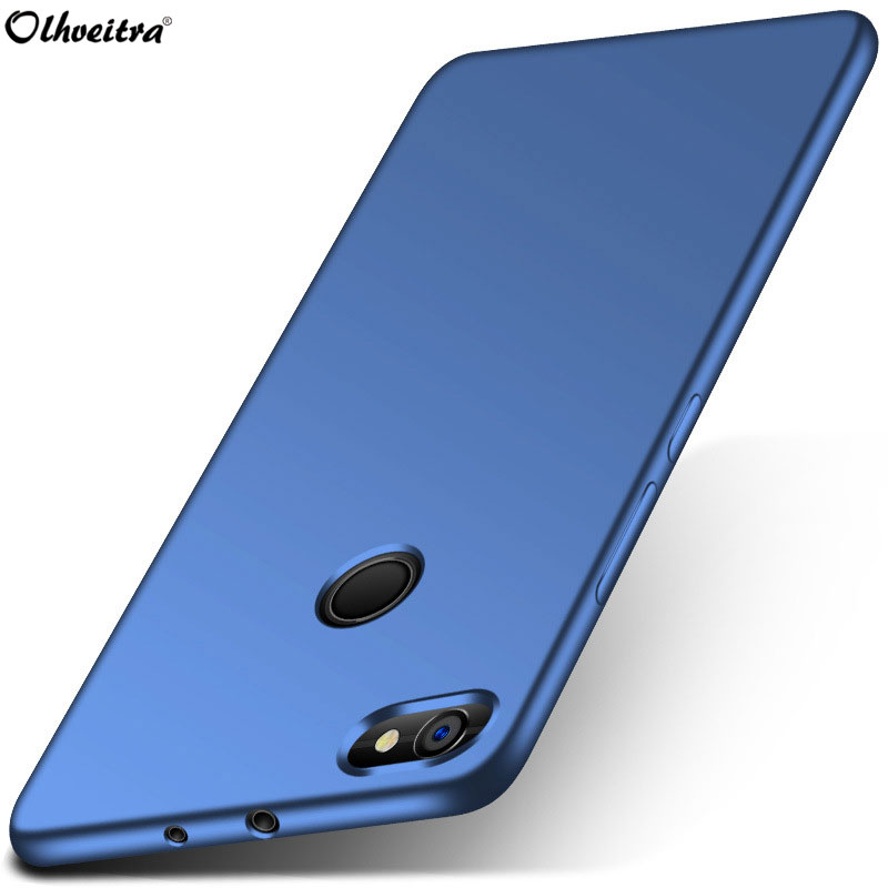 Original Case For Xiaomi Redmi Note 5A Back Cover 360 Full Protective Hard PC Phone Cases Coque For Redmi Note 5A Pro Prime Case