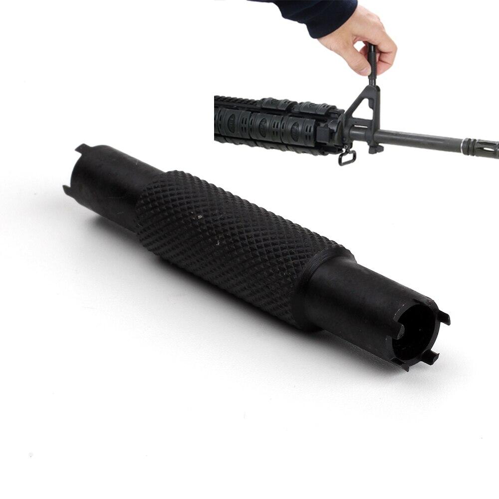 Цена за Ohhunt охота аксессуары тактический ar15 m16 винтовка a1 a2 мушка регулировка инструмент стальная конструкция 4 и 5 зубца