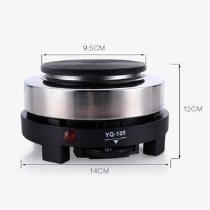 Image 5 - 500 Вт мини электрический нагреватель плита молока воды кофе нагревательная печь Многофункциональный кухонный прибор