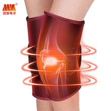 HOT Far infrared Knee physiotherapy Photon therapy Massager/Magnetic/Vibration Electric heating kneepad warm Knee pads massagers