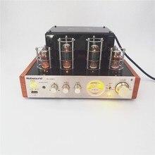 Nobsound MS-10D MKII Hifi 2.0 Amplifier USB/Home Audio Amplifiers 25W*2 220v amplificador bluetooth vacuum tube amplifier
