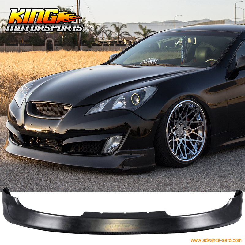 for 10 12 2011 hyundai genesis coupe 2dr ms style front. Black Bedroom Furniture Sets. Home Design Ideas