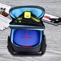 Travel Carry Case EVA Shoudler Bag Handle Box for Logitech UE ROLL Ultimate Ears 360 Bluetooth Wireless Speaker Black and blue