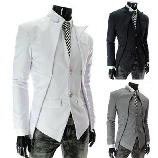 Long Blazer for Men Promotion-Shop for Promotional Long Blazer for ...