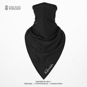 Image 2 - 2019 Gamakatsu szalik wędkarski ice silk magiczna chustka na głowę lato ochrony przeciwsłonecznej kołnierz mężczyźni i kobiety jazda na zewnątrz szalik