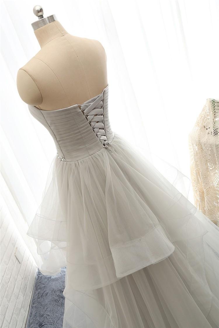 Off The Shoulder Tulle Long Evening Elegant Dress 5