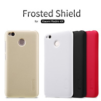 For Xiaomi Redmi 4X Nillkin Super Frosted Shield Hard Back PC Cover Case For Redmi 4X