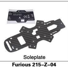 Original Walkera Furious 250 Spare Parts Furious 215-Z-04 Soleplate for Furious