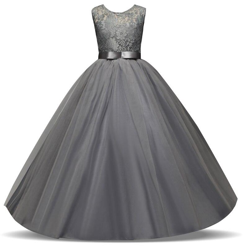 Girl Tutu Dress Princess Prom Formal Events For Teenager 4 5 6 7