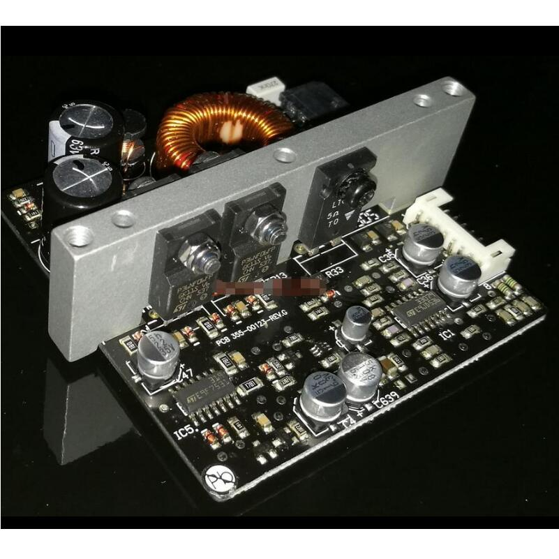 ICEPOWER digital ICEPOWER250A speakers and subwoofers 250W power hifi amplifier board G4 005