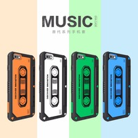 Nillkin Music Era Phone Cases Accessoried Shockproof Back Case Cover For IPhone 6 Plus 6s Plus