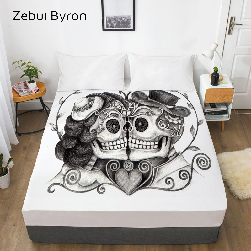 3D HD Print Fitted Sheet,Bed Sheet With Elastic Twin/Full/Queen/King/Custom,skull day of the dead Mattress Cover 150/180/160×200 Sleeping bags & camp bedding cb5feb1b7314637725a2e7: pencil draw 01|pencil draw 02|pencil draw 03|pencil draw 05|pencil draw 07|pencil draw 08|pencil draw 09|pencil draw 11|pencil draw 13|pencil draw 14|pencil draw 16|pencil draw 17