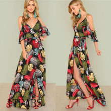 541bc9d75d384 Buy silk floral maxi dress and get free shipping on AliExpress.com