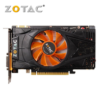 ZOTAC Video Card GeForce GTX 550 Ti 1GB GDDR5 Graphics Cards For NVIDIA Map GTX550Ti Internet
