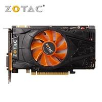 ZOTAC Video Card GeForce GTX 550 Ti 1GB GDDR5 Graphics Cards For NVIDIA Map GTX550Ti Internet