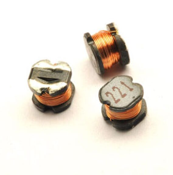 25pcs/lot CD54 220UH SMD Power Inductor M63 221 Electronic Components Free Shipping Russia