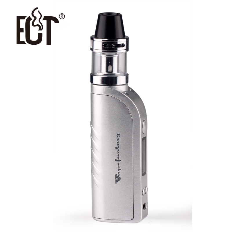 2017 Newest ECT B40 40W 2.0Ml box mod e cigarette kit vaporizer electronic cigarette starter kits