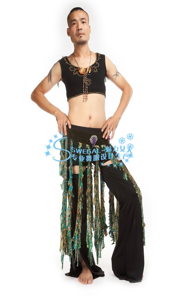 a5761ffac SWEGAL belly dance clothing wholesale clothing chain accessories wholesale  men Dance Costume clothes-in Ballet from Novelty & Special Use on  Aliexpress.com ...